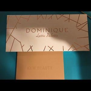 Dominique Cosmetics KKW bundle